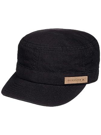 c793698ac3c Amazon.com  Quiksilver Renegade 2 Cap One Size Black  Clothing
