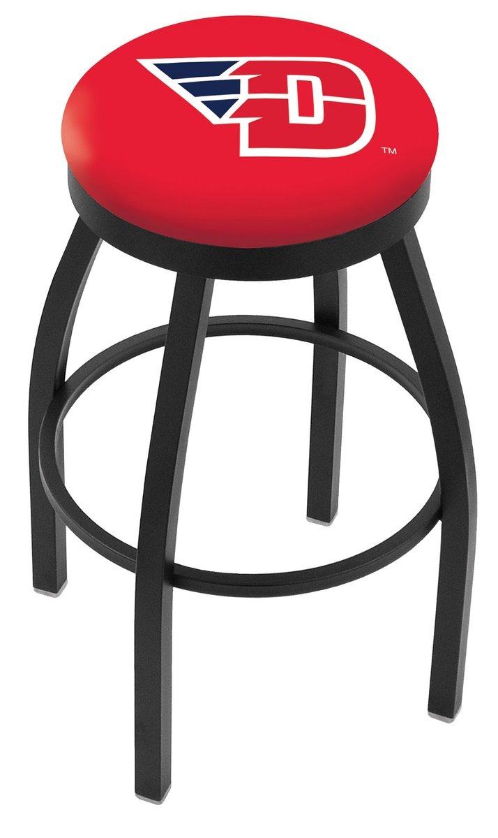 Holland Bar Stool L8B2B University of Dayton Swivel Bar Stool, 30''