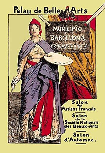 Palau de Belles Artes: Salon des PAINTERes Francais 20x30 - Painteres