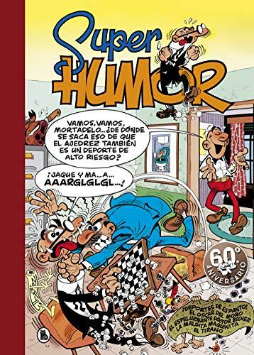¡Deportes de espanto!   El Óscar del Moro   El espeluznante Doctor Bíchez   La maldita maquinita   El Tirano (Súper Humor Mortadelo 31) por Francisco Ibáñez