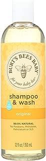 product image for Burt's Bees Baby Bee Original Shampoo & Wash 8 oz