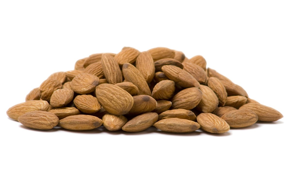 Sincerely Nuts - Natural Whole Raw Almonds Unsalted No Shell | 5 Lb. Bag | Low Calorie, Low Sodium, Kosher, Vegan, Gluten Free | Gourmet Kosher Snack Food | Source of Fiber, Protein, Nutrients by Sincerely Nuts (Image #5)