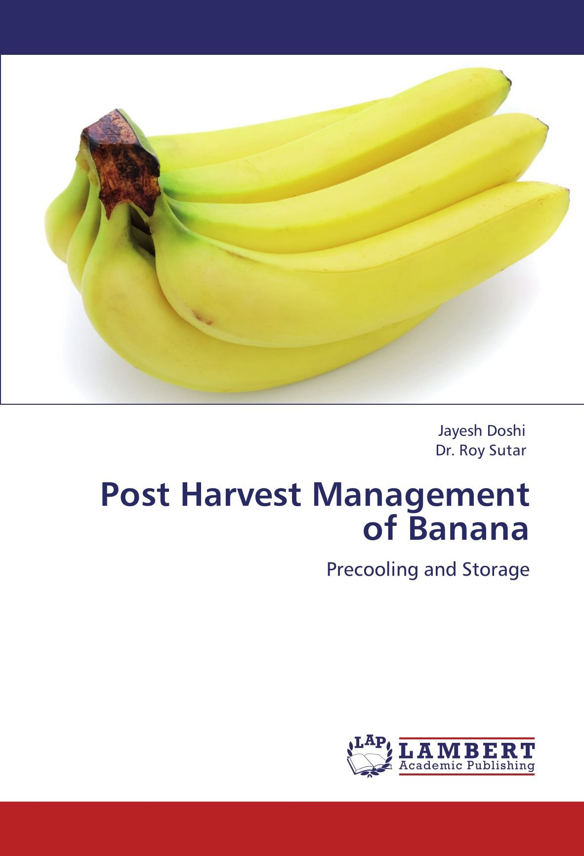 Post Harvest Management of Banana: Precooling and Storage ebook