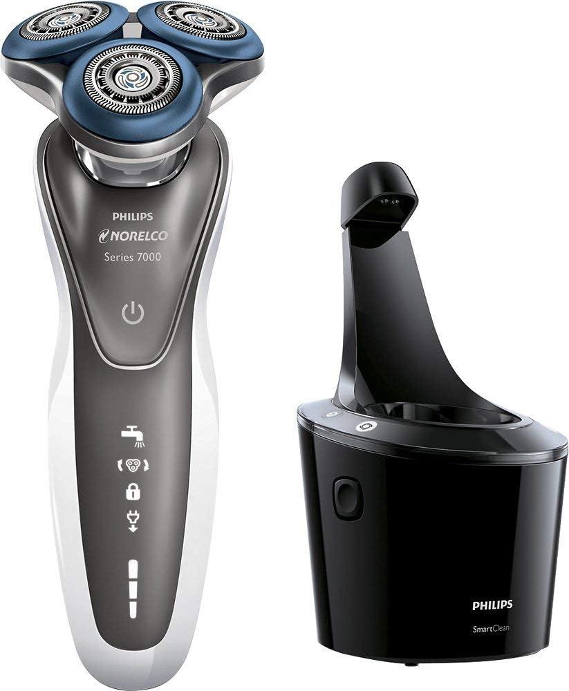 Philips Norelco - Series 7000 Shaver 7700, afeitadora eléctrica ...