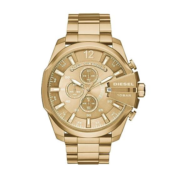 f4063260e97e Diesel DZ4360 Reloj Mega Chief