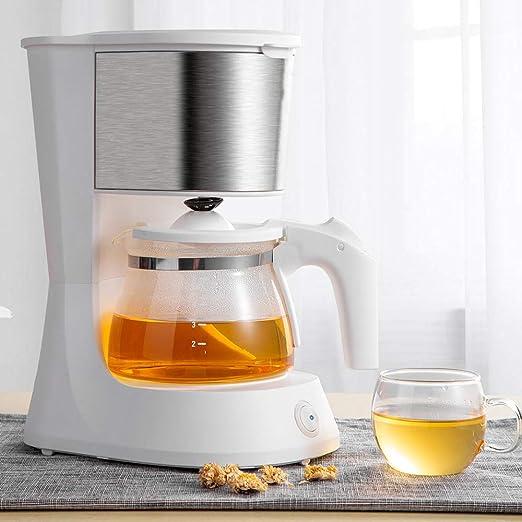 JJCFM - Máquina de café, 220 V, cafetera expreso con Filtro 652 ml ...