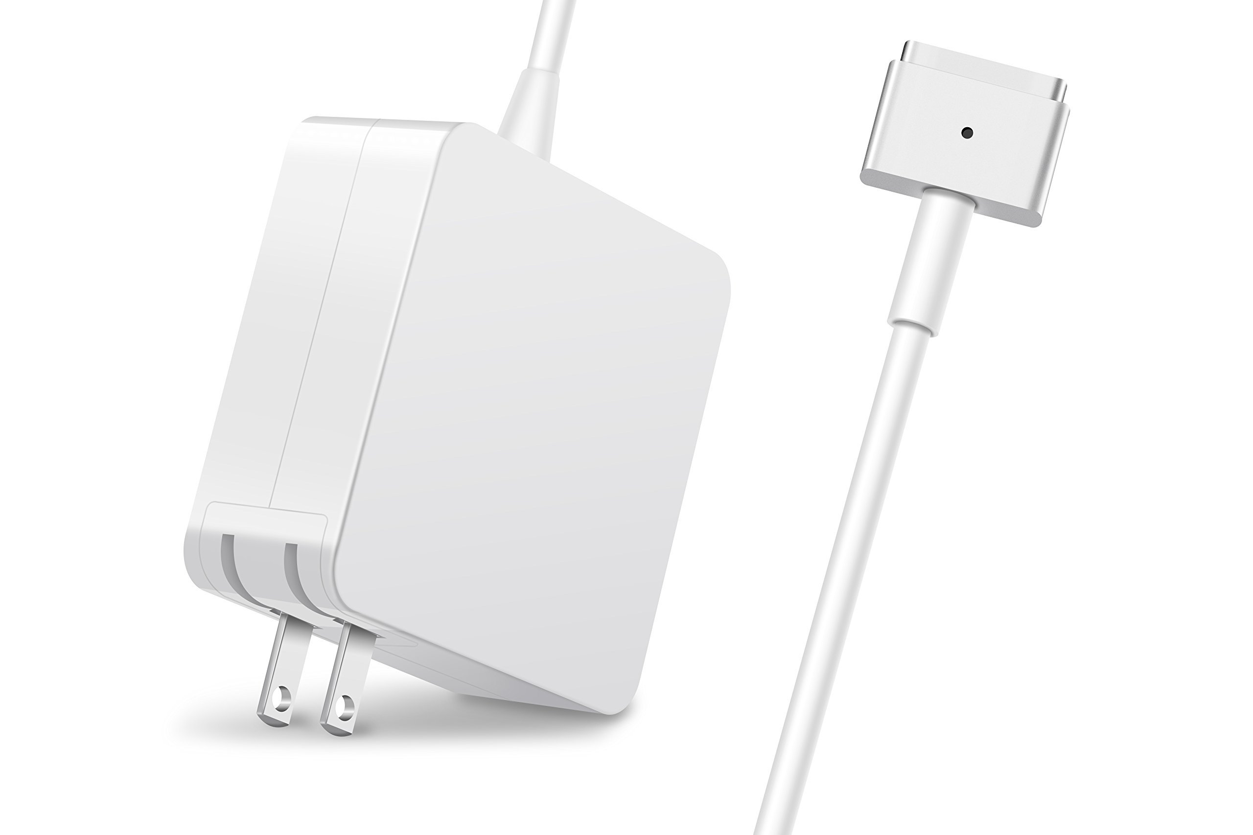 GSNOW Charger Compatible with MacBook Pro Charger – 60W Magsafe 2 Power Adapter for MacBook 11 and 13 Inch – After 2012