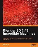 blender 3d models - Blender 3D 2.49 Incredible Machines