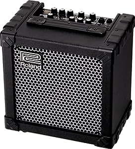 roland cube 20xl bass 20 watt 1x8 inch bass combo amp musical instruments. Black Bedroom Furniture Sets. Home Design Ideas