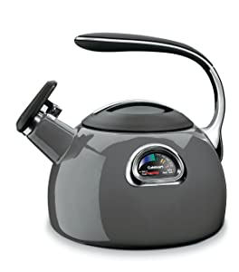 Cuisinart PTK-330GG PerfecTemp Teakettle, Graphite Gray