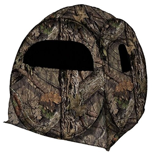 Fantastic Deal! Rhino Blinds Rhino-75 Ground Blind - Mossy Oak Break Up Country