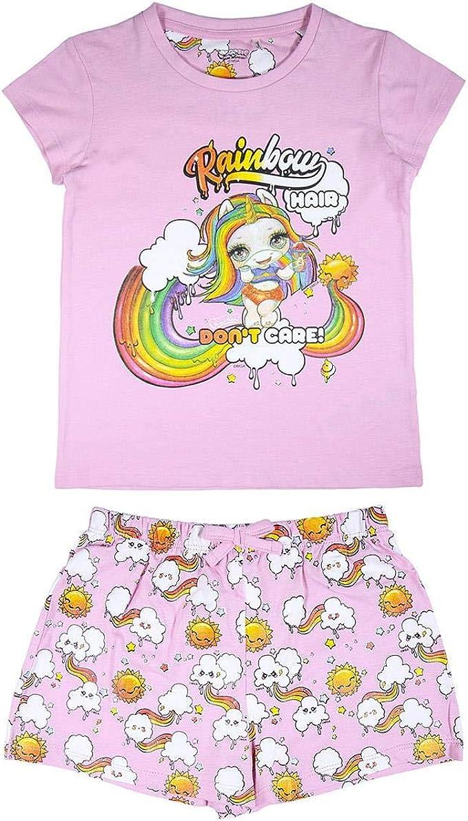 Cerdá Poopsie Slime Surprise | Pijama Unicornio Niña de Color Rosa ...