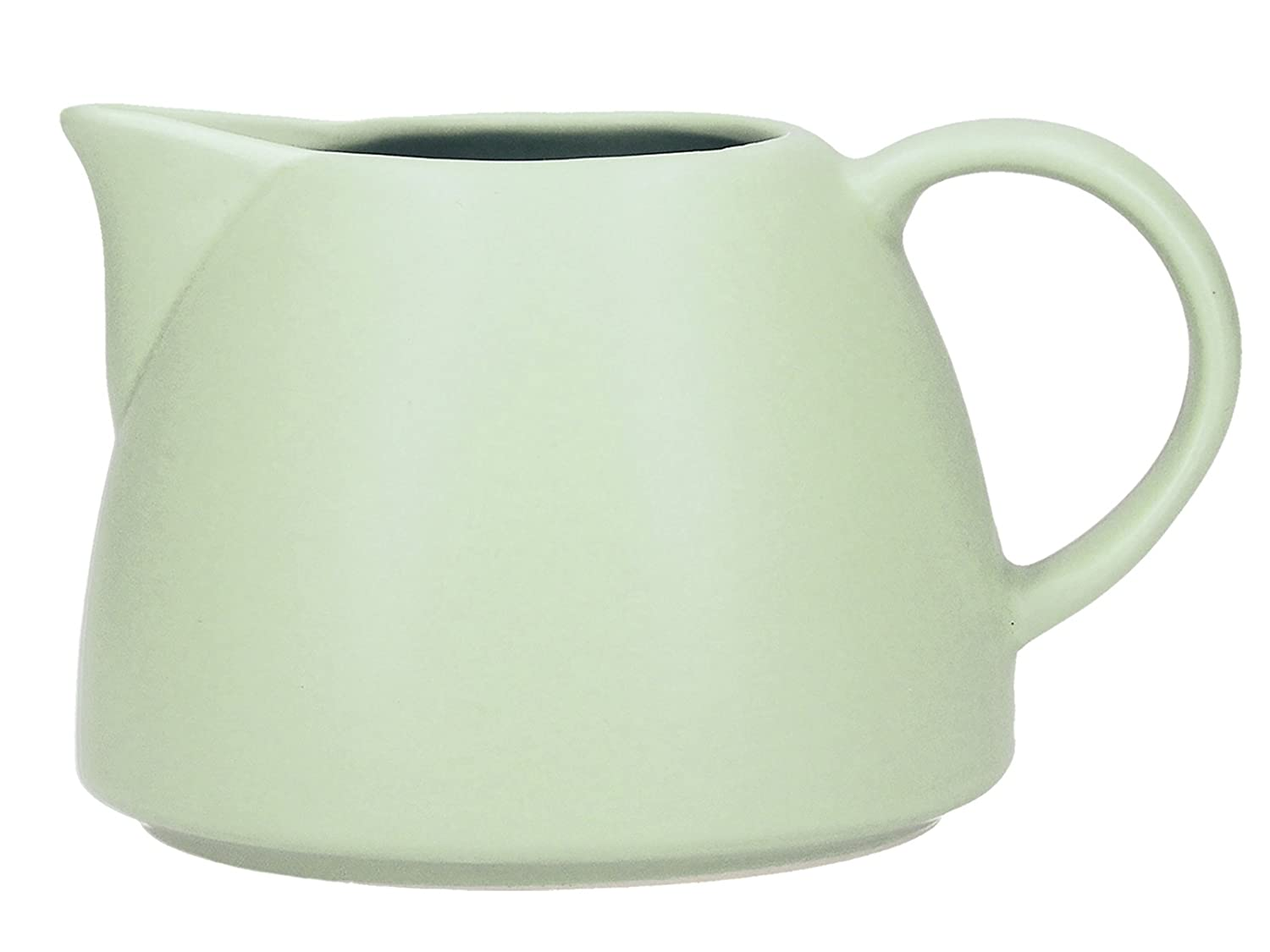 La Cafetière Barcelona Collection 380ml / 13.4 fl oz Ceramic Milk Jug – Pistachio Green La Cafetiere (UK) Limited 5212150