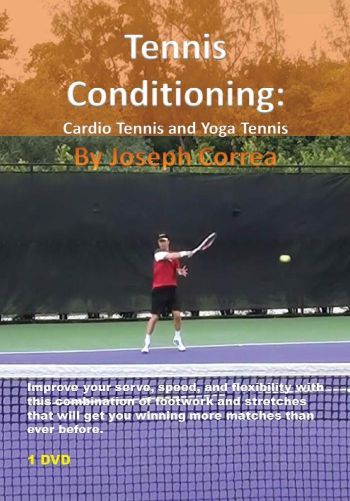 Amazon.com: Tennis Conditioning: Cardio Tennis and Yoga ...