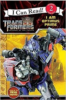 Book Transformers: Revenge of The Fallen: I Am Optimus Prime by Jennifer Frantz (2009-05-12)