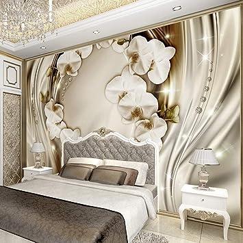 Cucsaistat Tapeten Hochwertige Europäische Stil Luxus Tapete ...