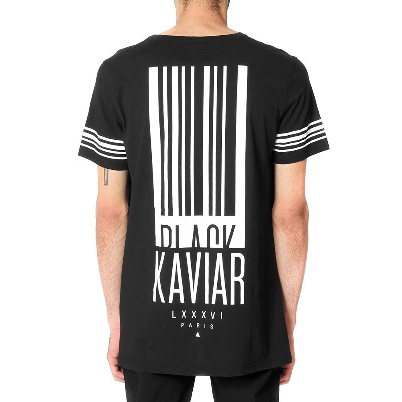 Black kaviar t shirt -  Black Kaviar T Shirt Genova Black Size Xxl Xx Large