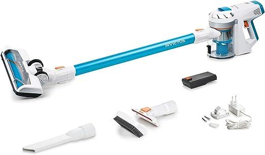 25.2/V bater/ía de iones de 80.000/UPM 13/piezas permanente on de funci/ón Bolsa de /& inal/ámbrico 380/W Genius Invictus X7/| bater/ía de aspirador Digital blcd Motor de LED de Foco de luces