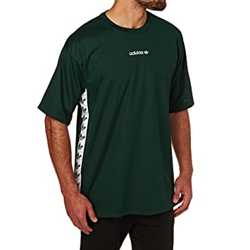 d3ff7818 adidas Men's TNT Tape T-Shirt, Green/Vernoc/Blanco, X-Small: Amazon ...