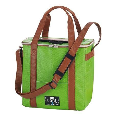 Be Cool Cooling Travel Box - Nevera para Acampada, Color Verde ...