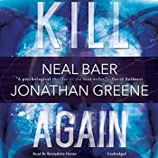 Kill Again: The Claire Waters Series, Book 2 | Neal Baer, Jonathan Greene