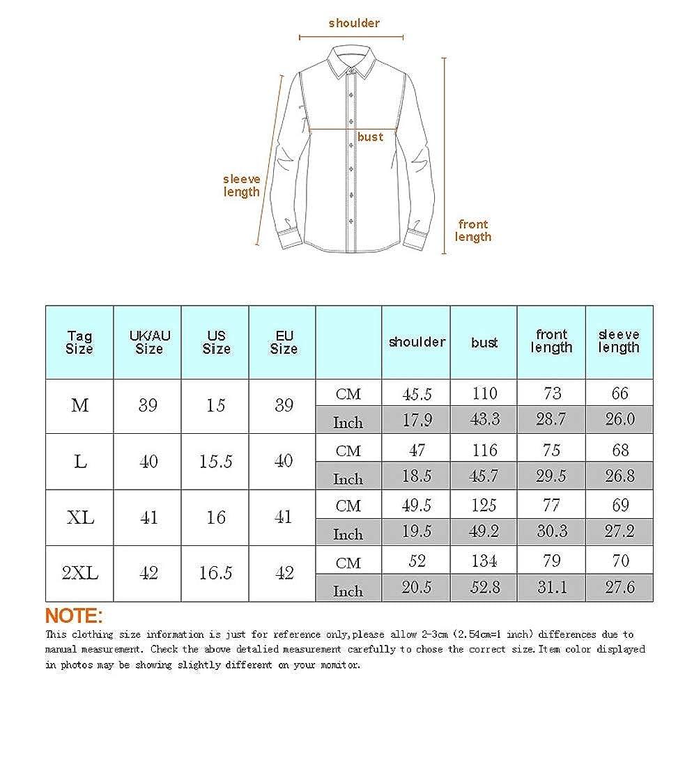 AbePa Men Plus Size Novelty Long Sleeve Smoke Jung Printing Creative Shirt