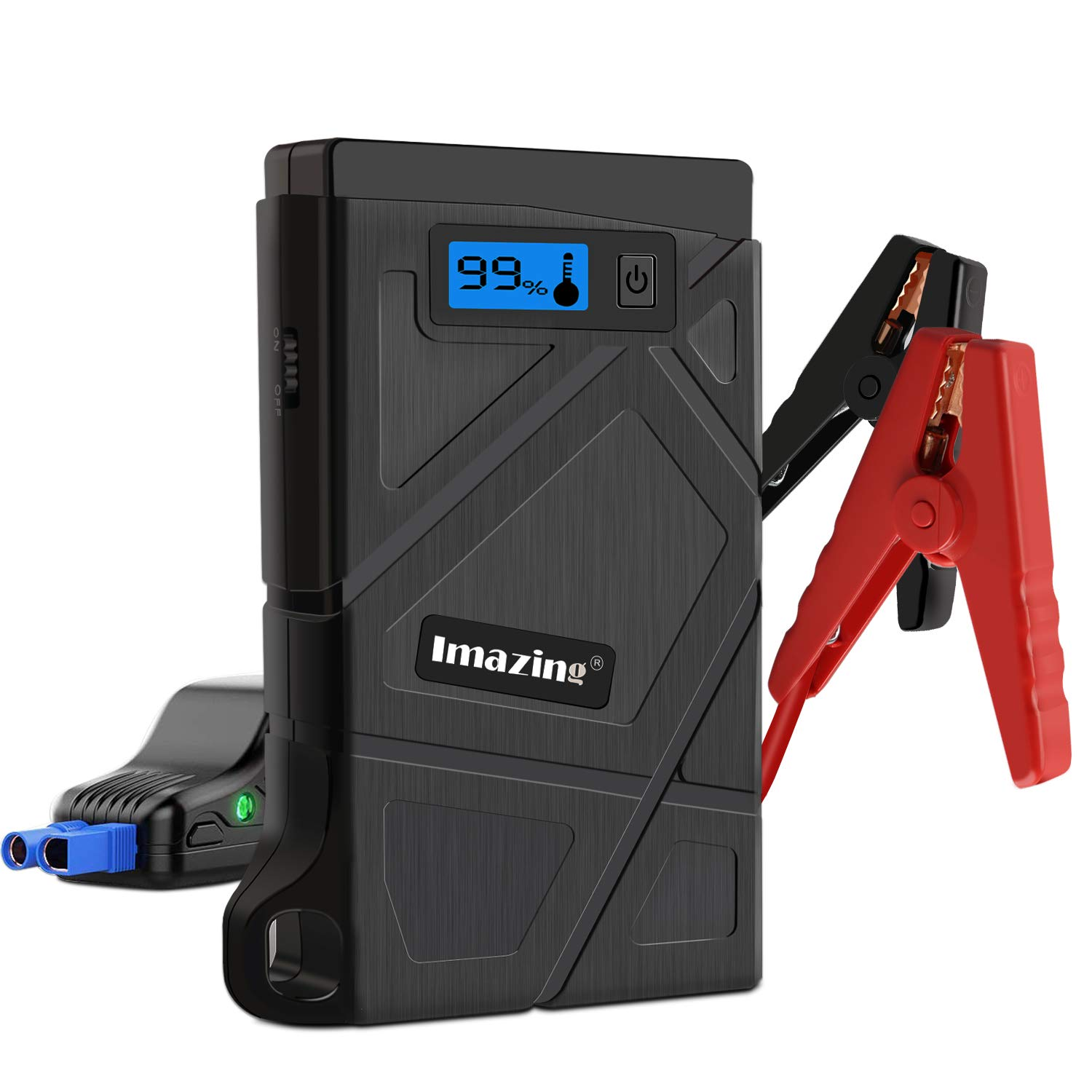 Best Rated In Car Battery Jump Starters & Helpful Customer