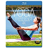 YOGA EXPERIENCE FOR BEGINNERS 4K (Limited Edition - Filmed in 4K ULTRA HD) [Blu-ray]