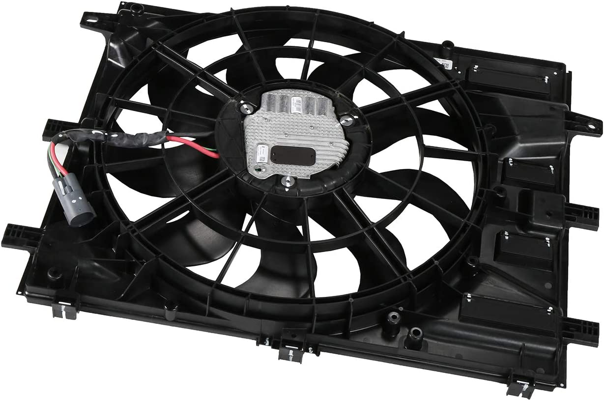 ACDelco 15-81940 GM Original Equipment Engine Cooling Fan Assembly