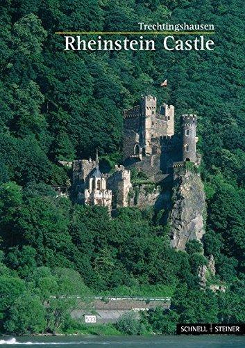 (Trechtingshausen: Rheinstein Castle (Kleine Kunstfuhrer) by Joachim Glatz (2013-04-18) )