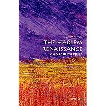 The Harlem Renaissance: A Very Short Introduction (Very Short Introductions)