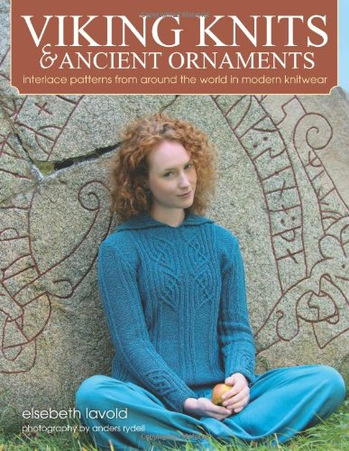 Book Cover: Trafalgar Square Books-Viking Knits & Ancient Ornaments