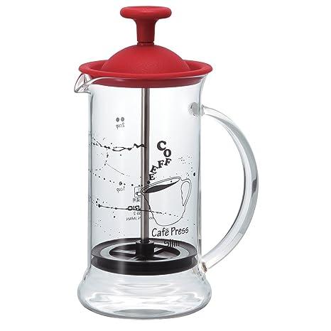 Hario Cafe Press Slim S Coffee, Tea & Espresso at amazon