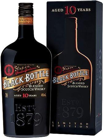 Blended Malt - Black Bottle Limited Edition Blended Scotch - 10 year old Whisky