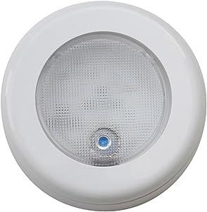 "Diamond Group 52508 3"" Round 9-Diode LED Click Light"