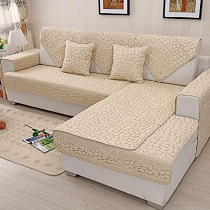 Zzy - Funda de algodón para sofá de Todas Las Estaciones ...
