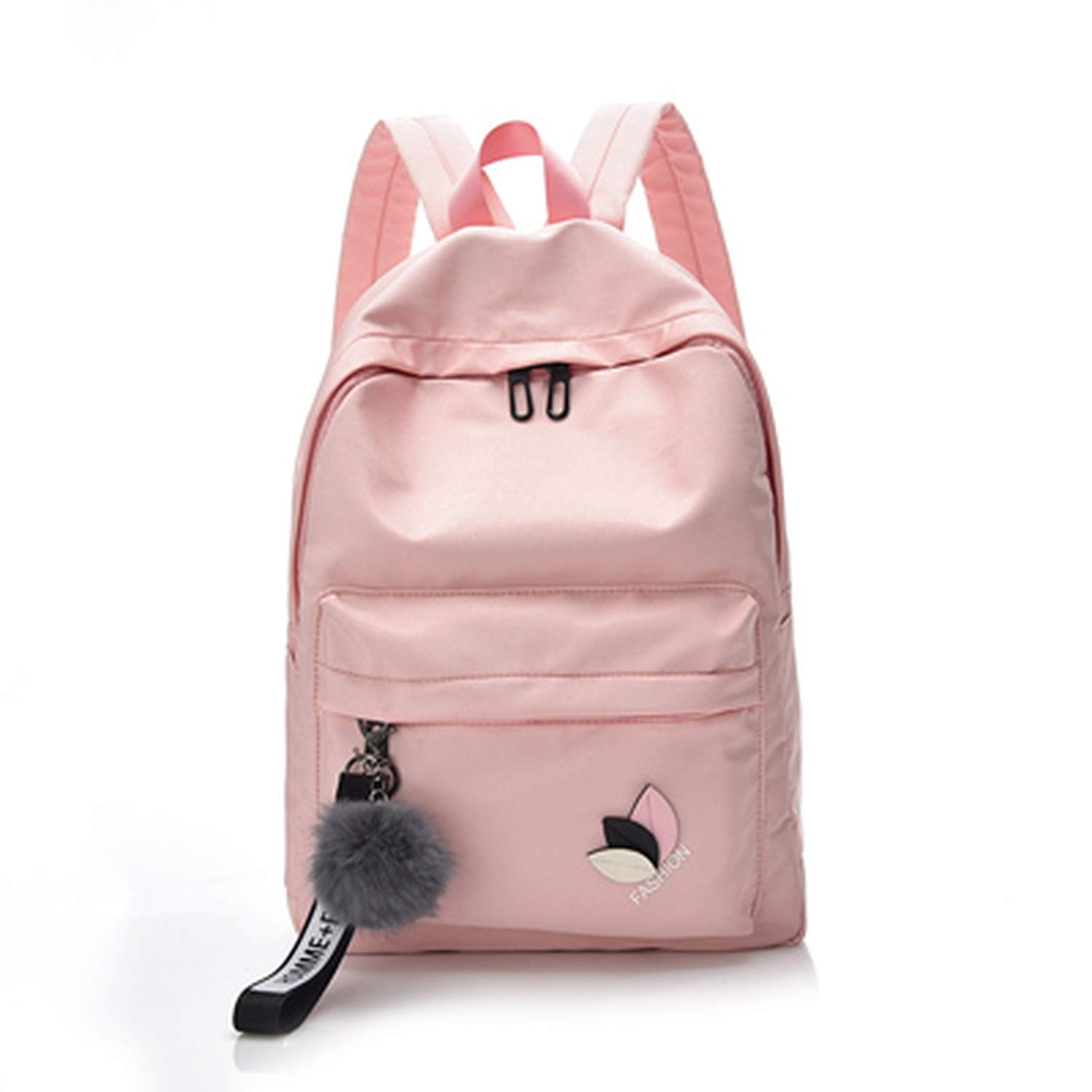Amazon.com | Women Waterproof Nylon Backpacks Female ...