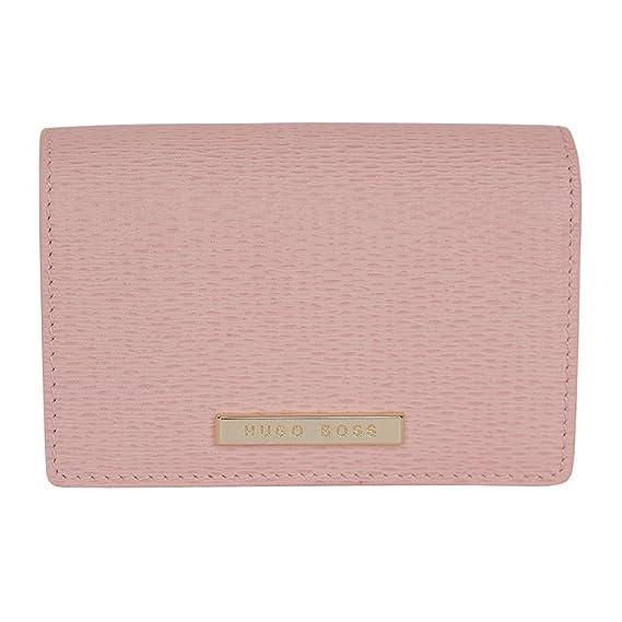 BOSS Hugo Cartera para mujer Pastel Pink: Amazon.es: Zapatos y complementos