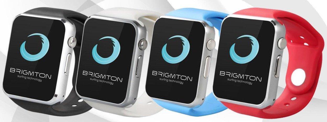 Smartwatch BRIGMTON BWATCH-BT4N 1.54