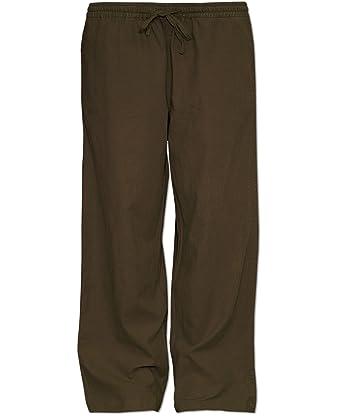 8e4131f816 Soul Flower Men's Jammin' Hemp Pants at Amazon Men's Clothing store: