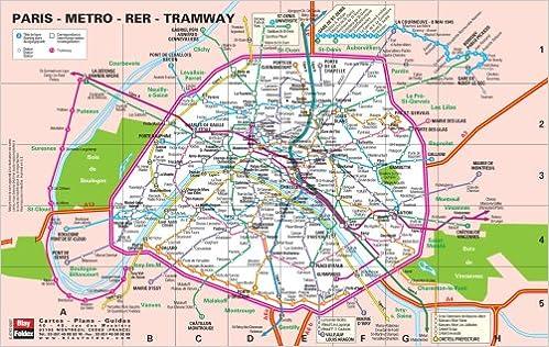 Carte de metro paris imprimer the best cart for Carte touristique de paris