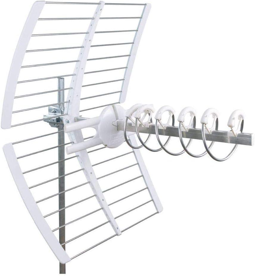Antena UHF FRACARRO ELIKA 700C: Amazon.es: Electrónica