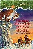 Un Tigre Dientes de Sable en el Ocaso, Mary Pope Osborne, 1417662433