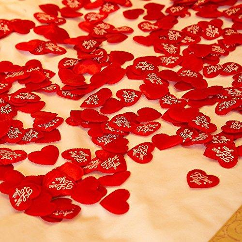 Valentines day love confetti valentine 39 s day wikii - Decoraciones para san valentin ...