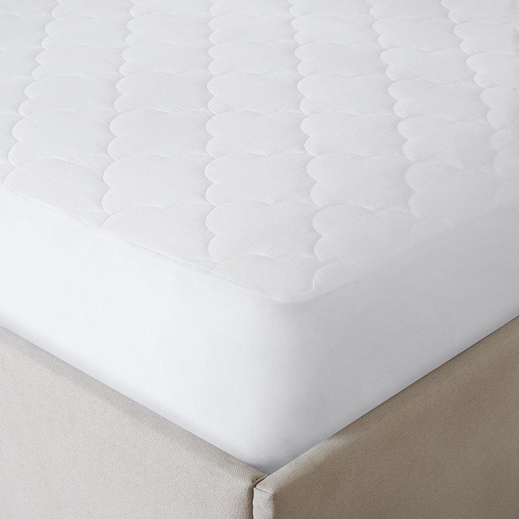 Amazon.com: Sleep Philosophy All Natural Cotton Filled Mattress Pad, Queen:  Home & Kitchen