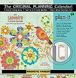 Wells Street by Lang Ladybird Plan-It Plus, 17 Month Calendar August 2016-December 2017 (17997009157)