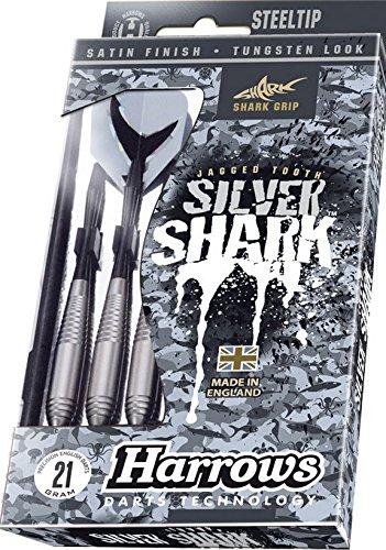 silver shark darts - 3