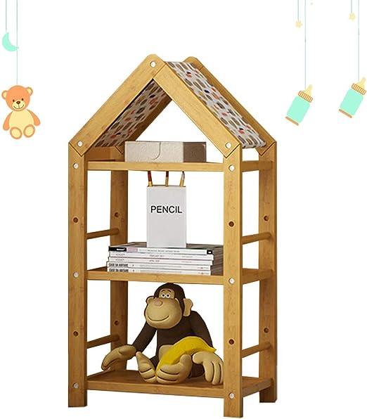 Amazon.com: XXLlqRacks Childrens Fun 3 Layers Bamboo ...
