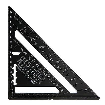 Aluminum Roofing Square Scale Speed Carpenter Framing