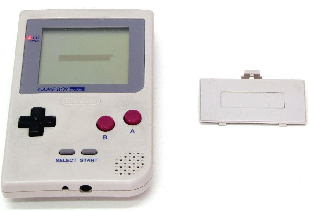 Amazon com: Game Boy Pocket - Grey (Japan Only): Video Games